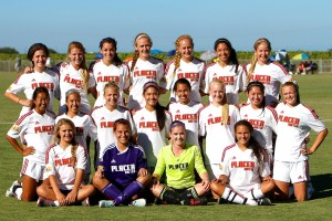 Placer United U18G '96 Red