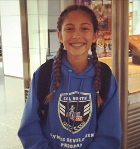 Taylor Ramos, Placer United U14G 02 Gold