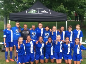 ODP 02 State Team. Taylor Ramos front row, far right