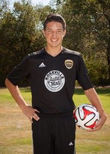 Mason Finnel, goalkeeper, Placer United U14 Academy