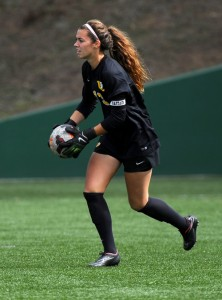 Madalyn Schiffel, Goalkeeper, University of San Francisco