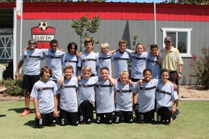 U13B 03 Gold - 2015 Davis Legacy Showcase Finalists