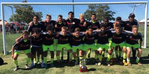 Placer United 98 Boys Black - 2016 Davis Showcase Champions