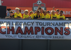 Placer United 07B Gold - Davis Legacy Super Summer Classico Champions