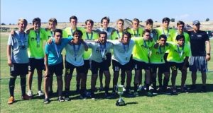 Placer United 98B Gold - 2016 soccerloco Surf Cup Finalists