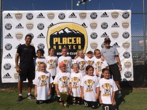 U10 Girls Champs_Placer Gold