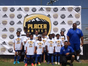U11 Girls Finalist_Natomas United FC_w Coaches