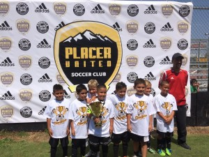 U8 Boys Champ_Quest Academy_w Coach