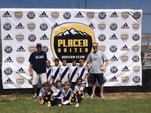 U8 Boys Finalist_Galaxy Blues_w Coach