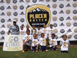 U8 Girls Champs_Ethos_w Coach