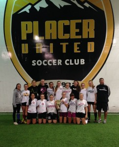 U18G 98 Gold, NPL Champions League Champions