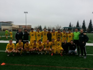 Placer United U18 Boys 97 Gold Norcal Winter National Premier League Champions
