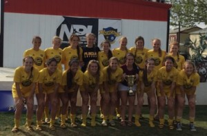 Champs_U18G 97 Gold_NPL Winter League Champions_2015