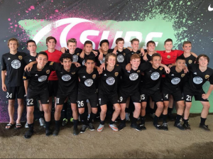 2015_U17B 99 Gold_Surf College Cup Seaside Champs